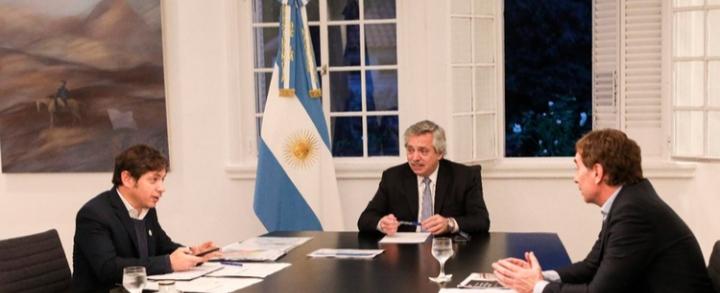 """Alberto Fernández: """"Querían salir a correr y a pasear, salgan; ahí están las consecuencias"""""""