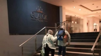 Sáenz Peña | Hospedarán a personal de salud en el Gualok para evitar que regresen a sus casas.