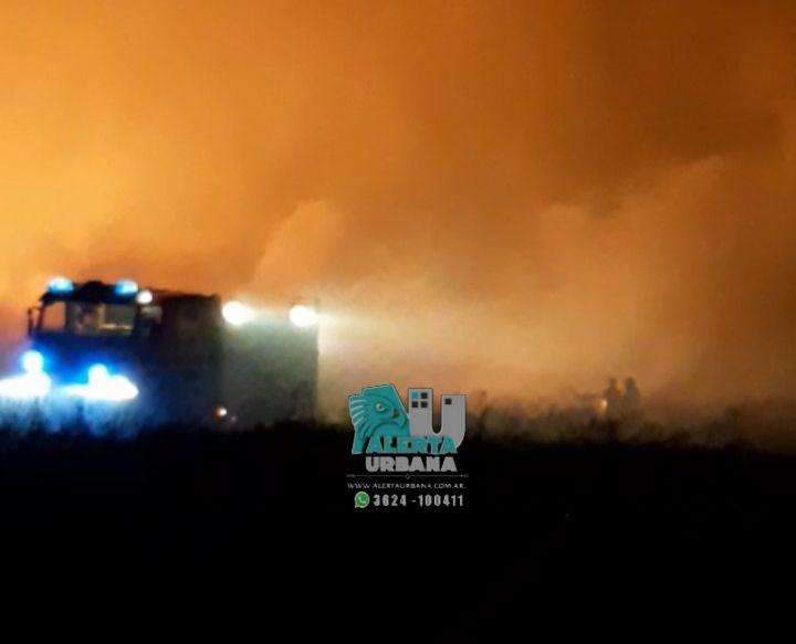 Gran incendio Forestal