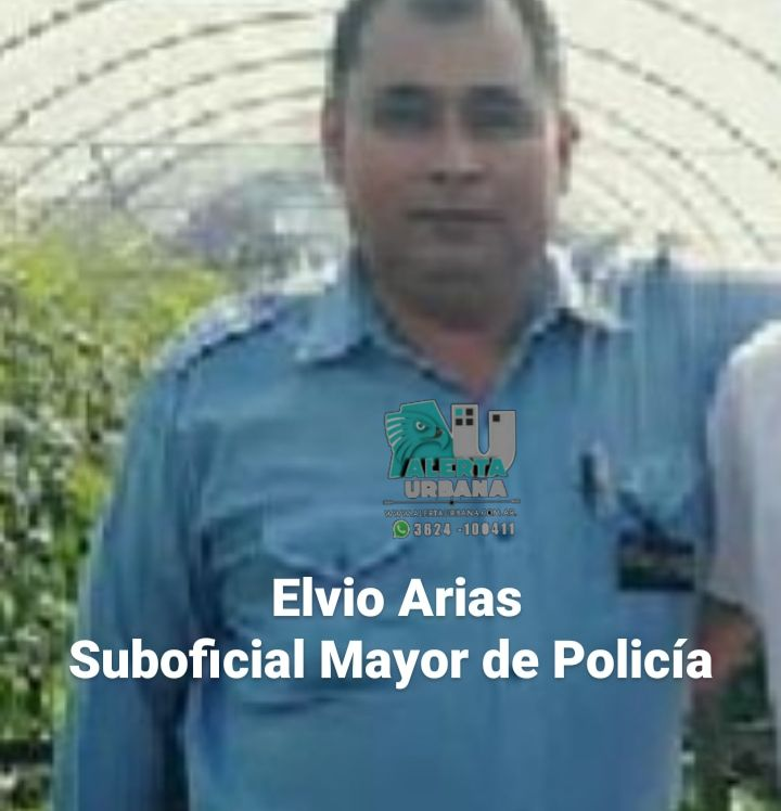 El Sub-oficial Mayor Arias se encuentra estable