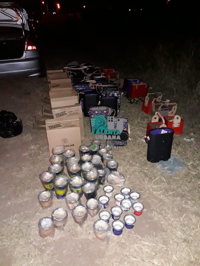 Secuestran gran cantidad de equipos de mate sin acreditación legal