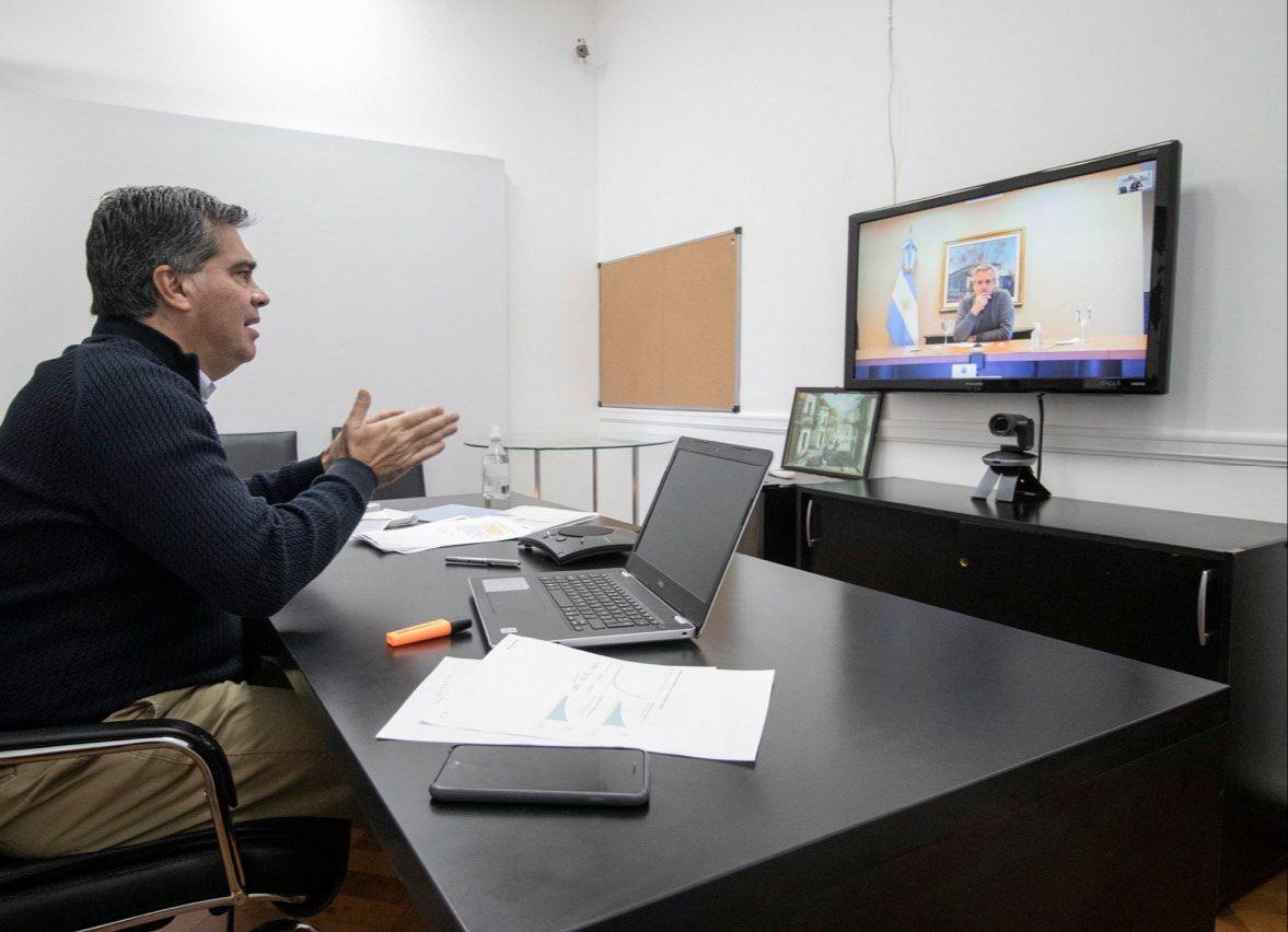 Capitanich anunció que el Presidente Alberto Fernández visitará el Chaco este martes