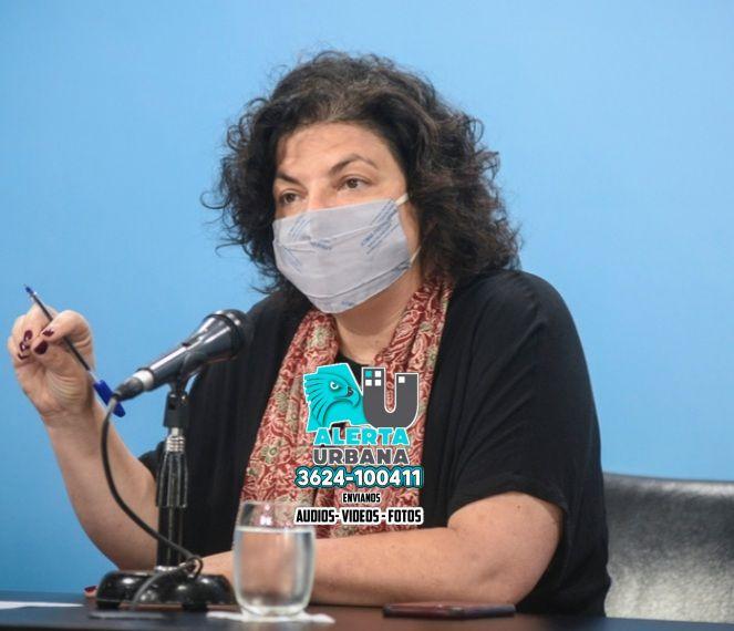 """Vizzoti defendió las clases virtuales: """"Problemas de salud mental vamos a tener todos porque estamos en una pandemia"""""""