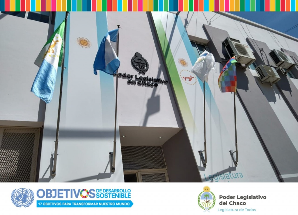 La Legislatura suma en su página web un acceso al contenido sobre los 17 Objetivos de Desarrollo Sostenible