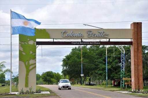 Colonia Benitez: Instalarán controles en el ingreso