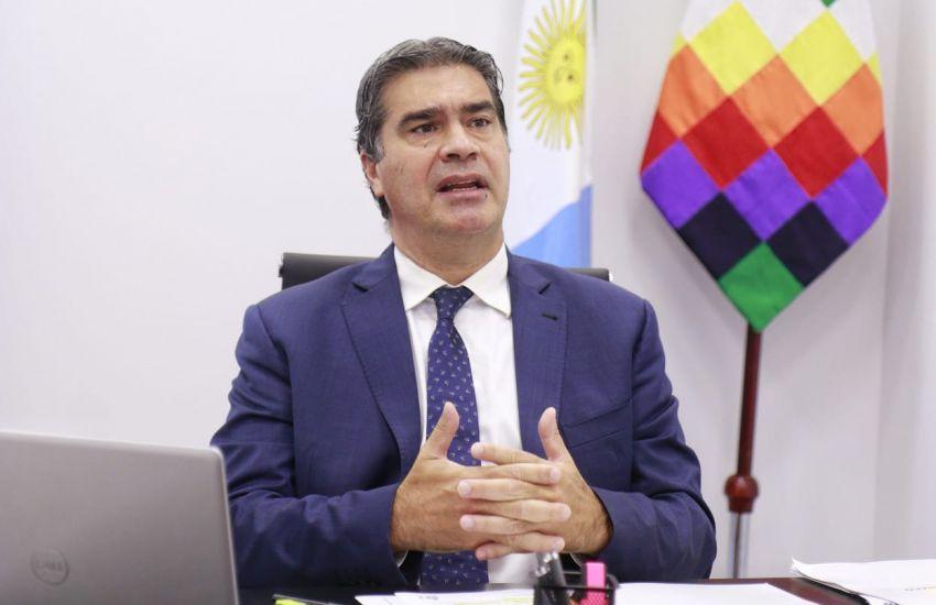 Sáenz Peña: Capitanich anunció más obras para fortalecer el sistema sanitario