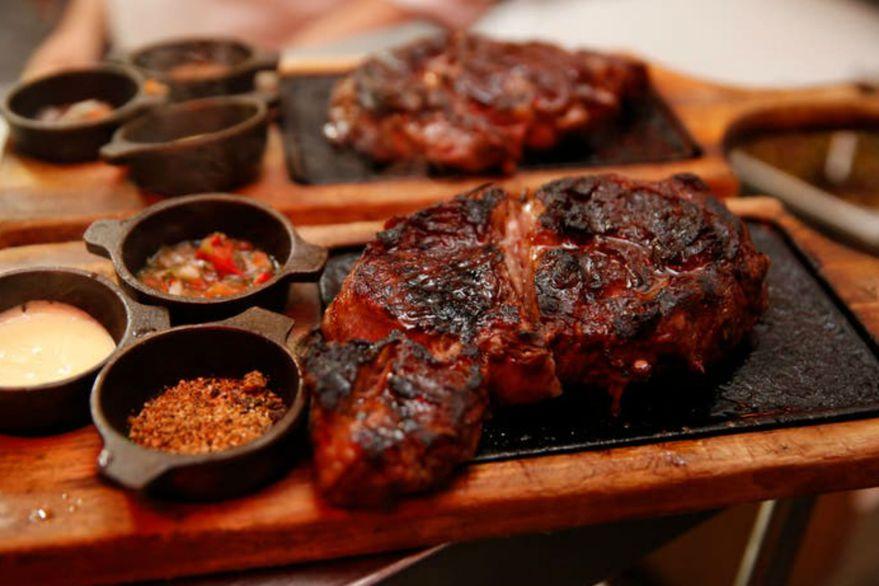 En Arabia Saudita usan una tecnología argentina con código QR para la carne