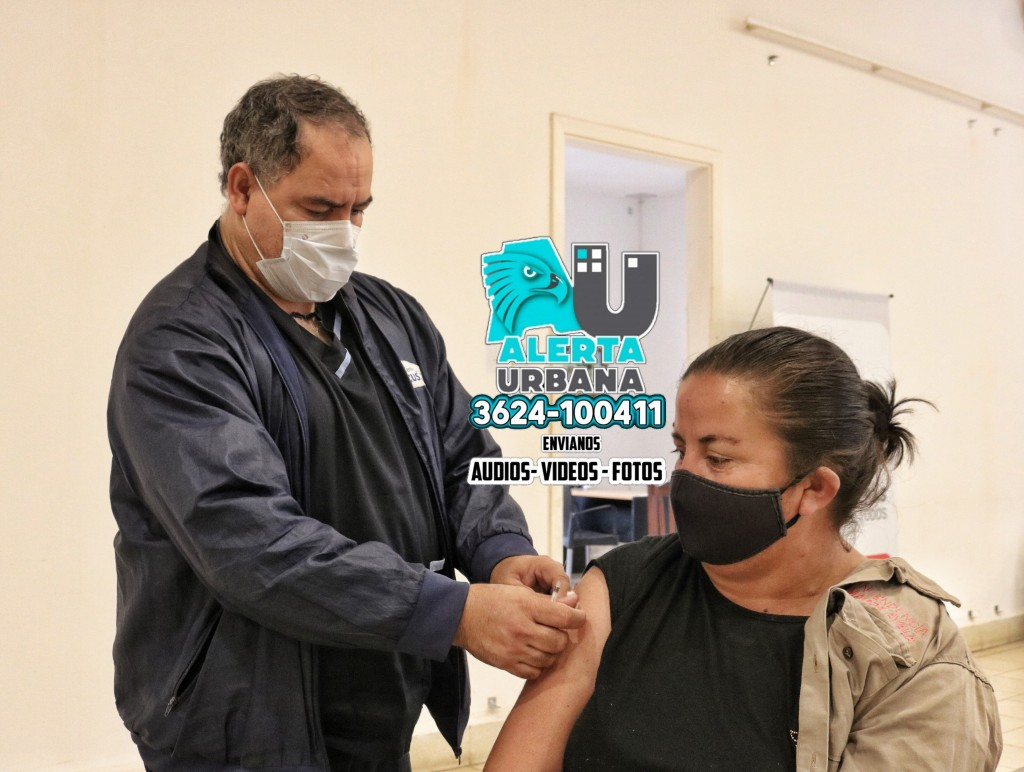 COVID-19: terminó de vacunarse toda la familia municipal de Barranqueras