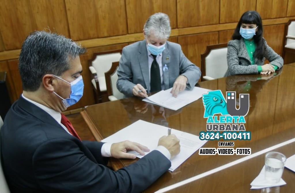 El Poder Legislativo rubricó la adhesión a la Ley Yolanda y comienza las capacitaciones