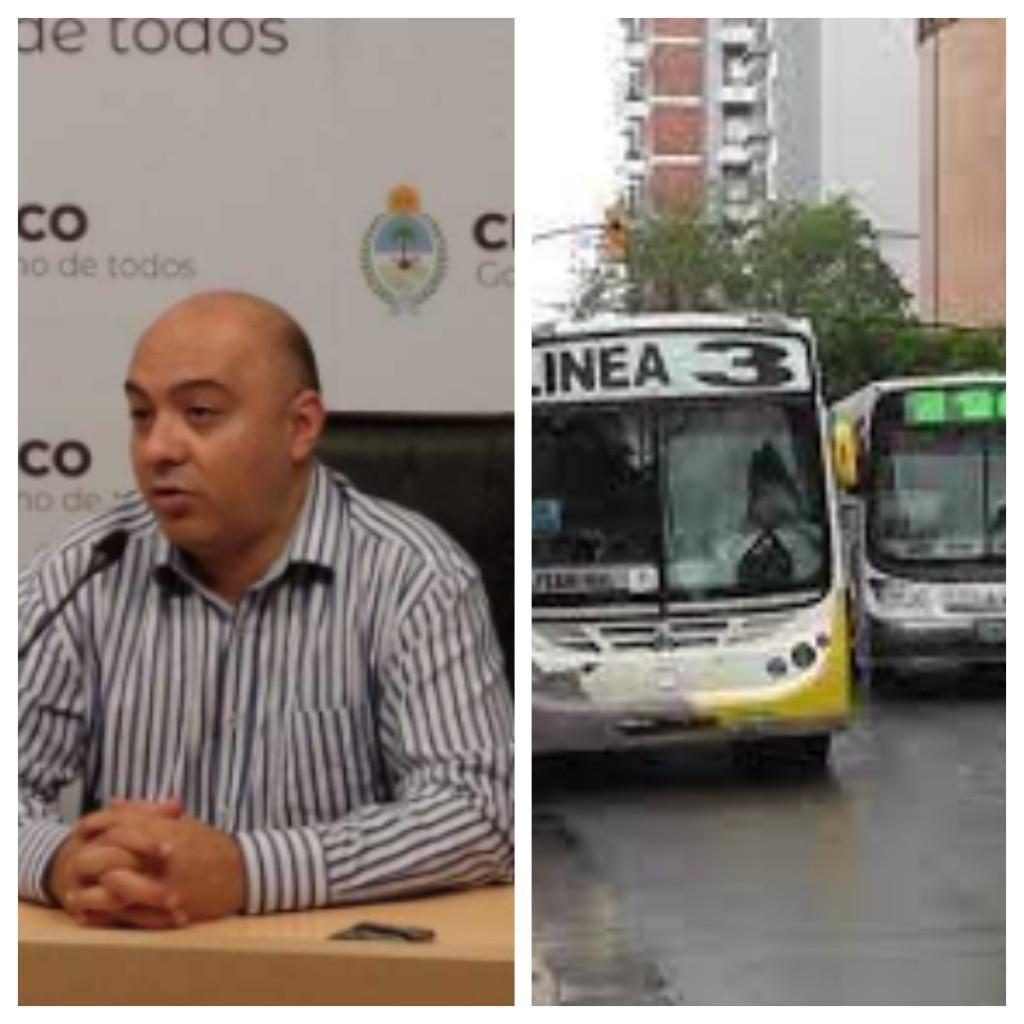 Transporte urbano e interurbano: el control y capacidad funciona muy bien