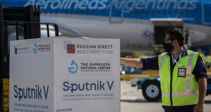 Llegan a todo el país 400 mil dosis del componente 2 de la Sputnik entre jueves y viernes