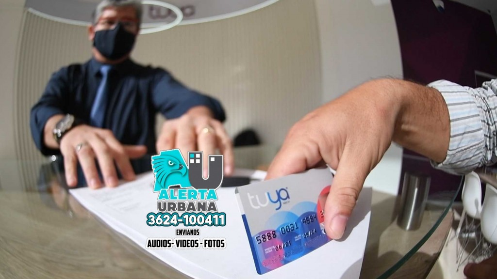Tuya al instante: nuevos clientes pueden tener la tarjeta en el momento