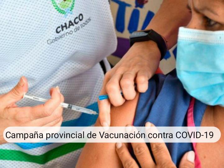 Posta de vacunación contra la COVID-19
