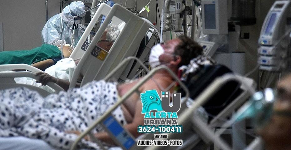 Paraguay alcanzó un 100% de ocupación de camas de terapia intensiva por el coronavirus