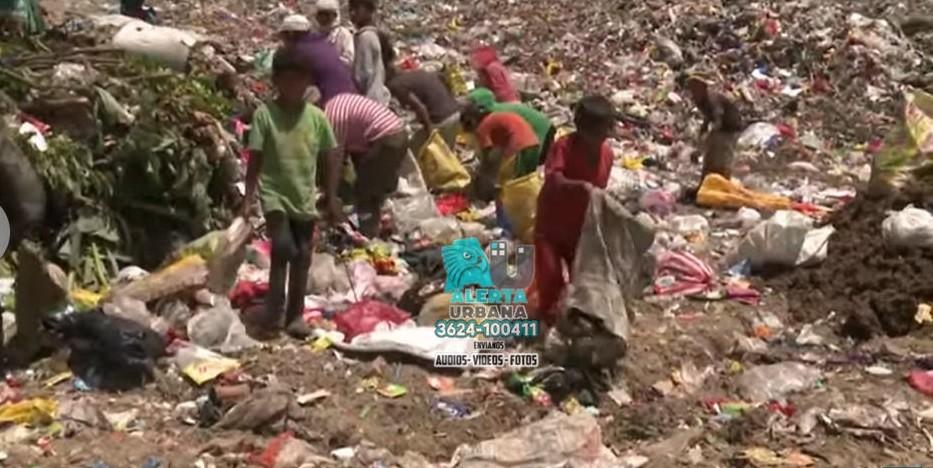 El trabajo infantil se extiende por la pandemia