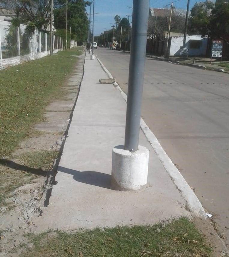 El municipio capitalino se deslinda de responsabilidades por obras irregulares en veredas y espacios públicos