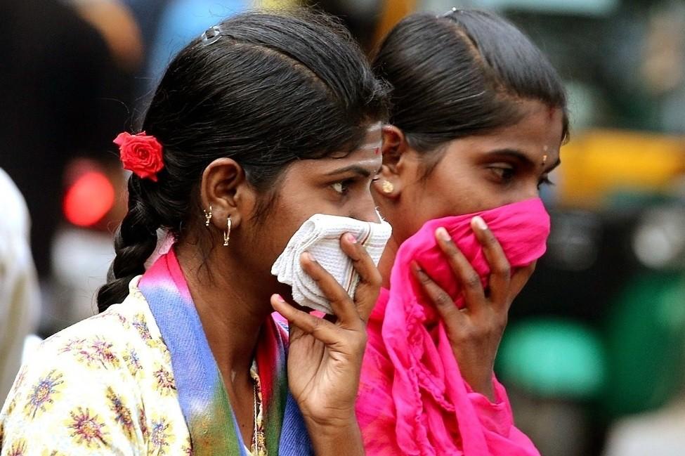 India: cerca de 70.500 casos en un día, la cifra más baja desde abril