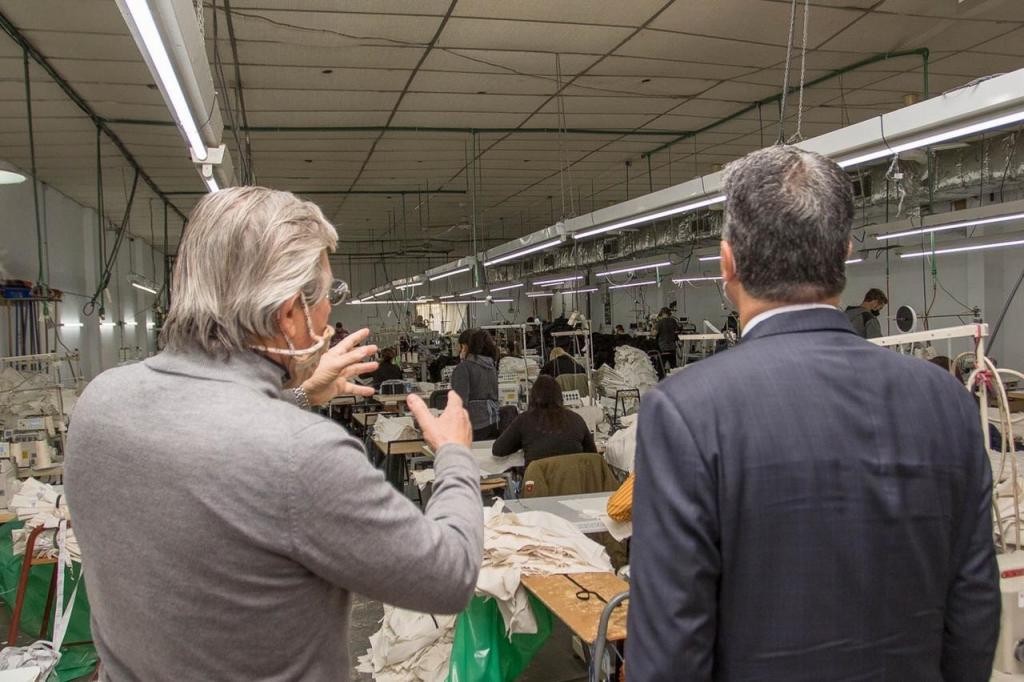 Chaco y Nación gestionan el financiamiento de proyectos productivos que generen más de 10.000 empleos en la provincia