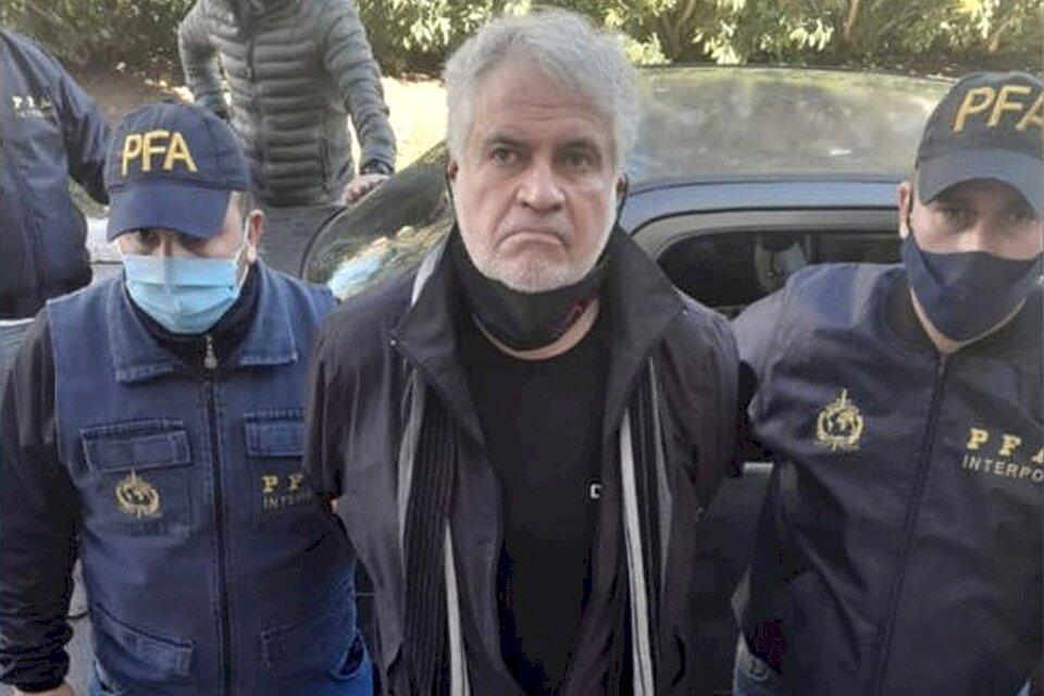 Ercolini autorizó el traslado del represor pinochetista Walther Klug Rivera a Chile