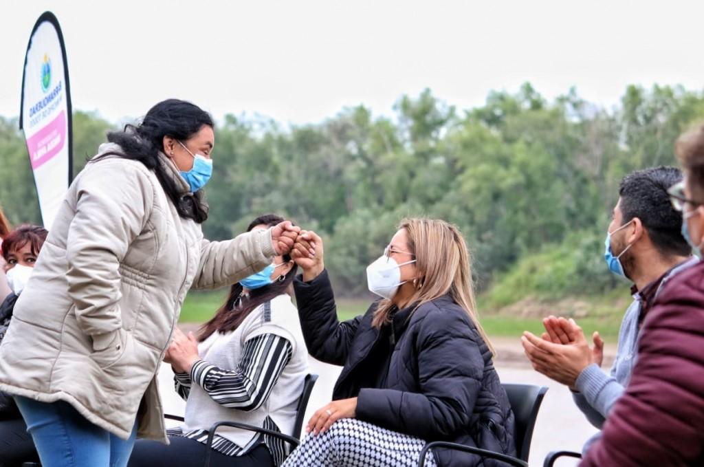 Barranqueras: 41 nuevos agentes municipales dignificados