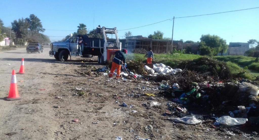 Mini basurales: como evitar el arrojo de residuos en la vía pública