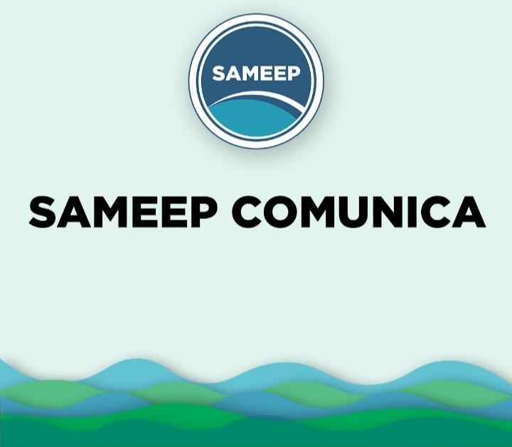 Sameep informa sobre el saneamiento de plantas y limpieza de cauces