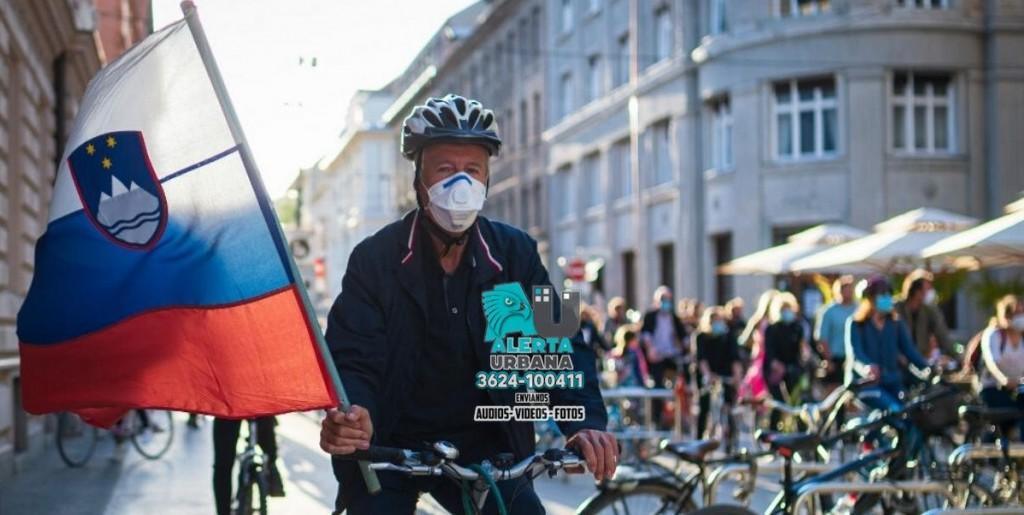 Eslovenia: primer país de Europa que anuncia el fin de la pandemia