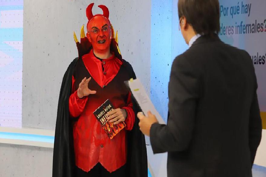Líderes psicópatas: cómo identificar un jefe macabro