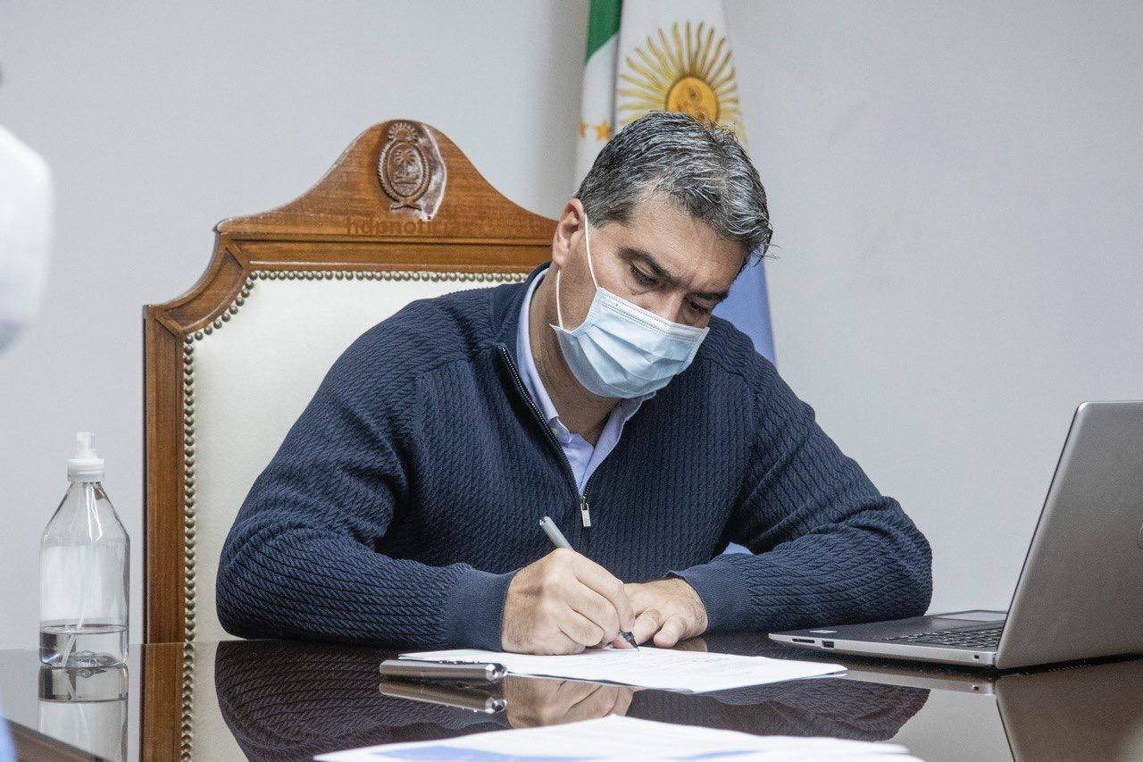 En la provincia de Chaco se respeta la constitución y las leyes que reglamentan su ejercicio