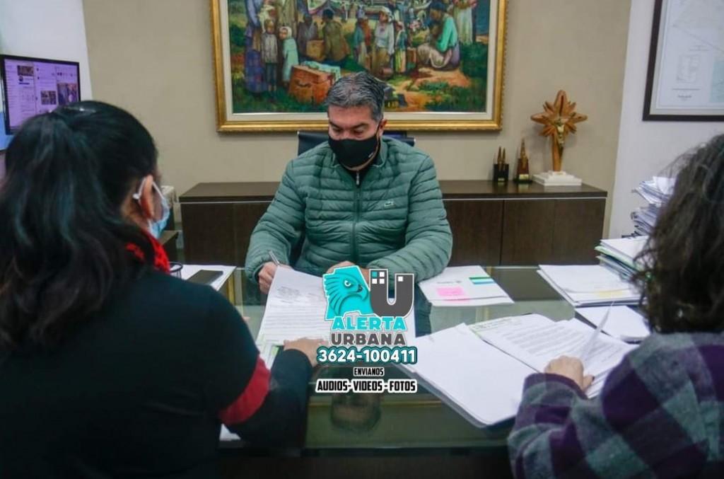 SERVICIO PENITENCIARIO PROVINCIAL.  El gobernador firmo los ascensos
