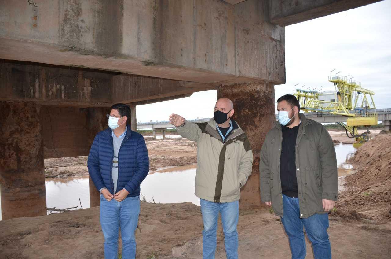 Puerto Lavalle: continúan los trabajos para garantizar agua potable a varias localidades
