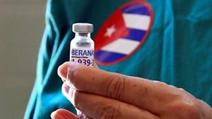 Cuba anunció que su vacuna Soberana 02 alcanzó un 62% de eficacia con dos de sus tres dosis aplicadas