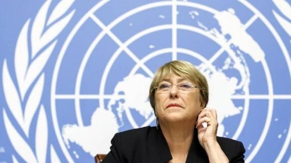 """Michele Bachelet expuso en la ONU sobre la """"grave preocupación por los Derechos Humanos en Formosa"""""""