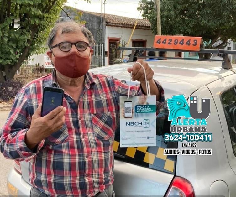 Taxis y remises se suman a NBCH24 Billetera para cobrar con QR y acreditación inmediata