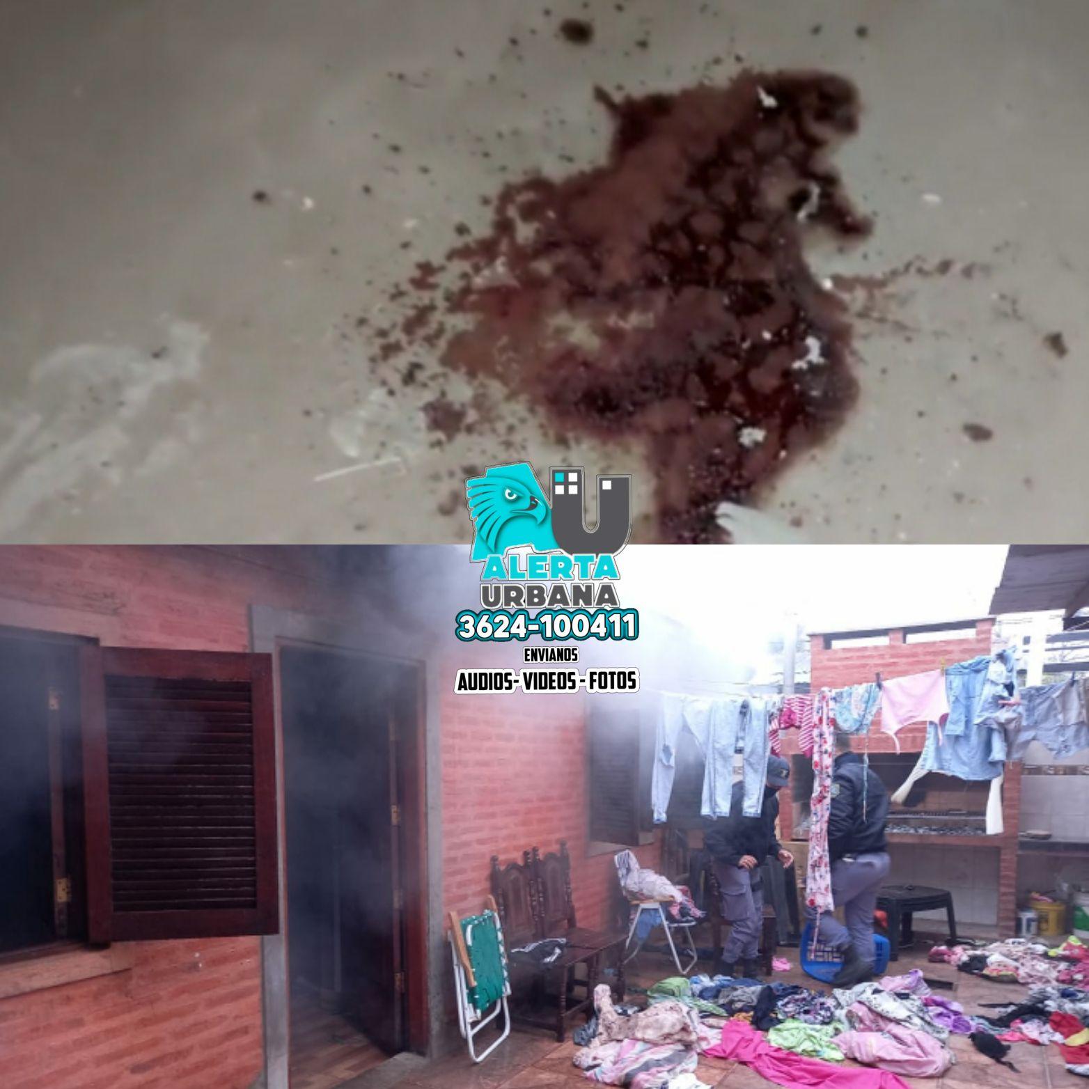 Chaco: homicidio y siniestros viales