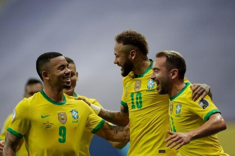 Copa América: Brasil enfrenta a Colombia