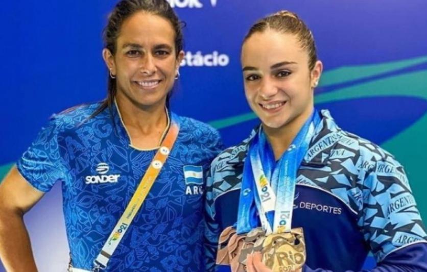 Martina Dominici dio doping positivo y se perdería los Juegos Olímpicos de Tokio 2020