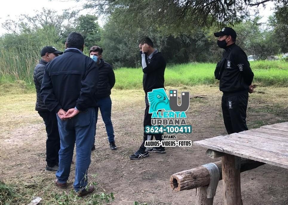 Policías y canes realizaron una capacitación sobre búsqueda de restos humanos