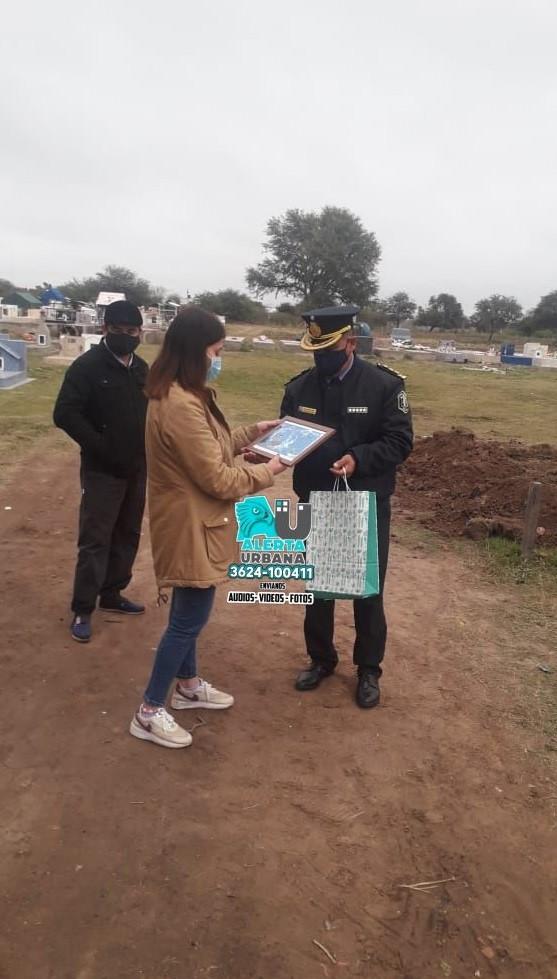 Chaco: Primer policía caído en y por pandemia