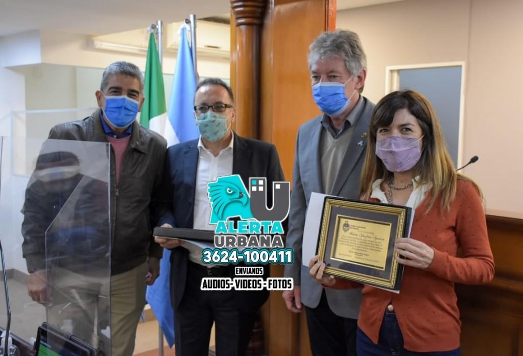 """""""El Chaco demostró estar un paso adelante en derechos humanos"""", destacó Sager"""