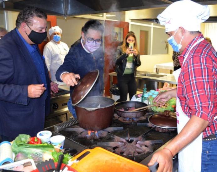 """""""Resistencia Sabe Bien"""" ya tiene sus tres finalistas para elaborar el plato que identifique a la ciudad"""