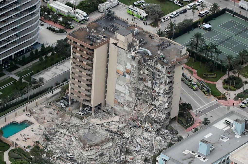 La causa del derrumbe todavía es un misterio, pero aparecen las primeras hipótesis