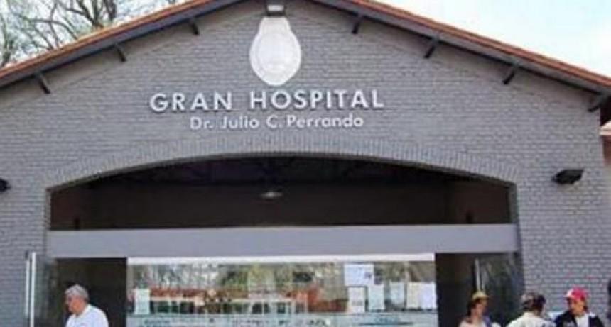 El hospital cuenta con seguridad privada internamente y de la Policía del Chaco en la periferia