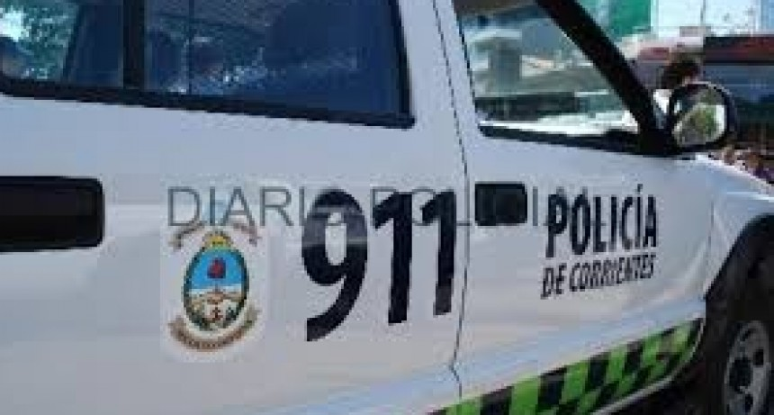 Corrientes: crimen pasional termina con la vida de un agente penitenciario.