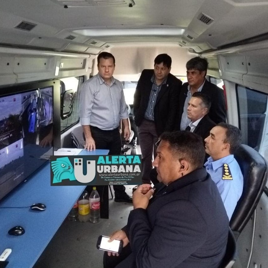 Amplio y exitoso operativo de seguridad de la Policía del Chaco