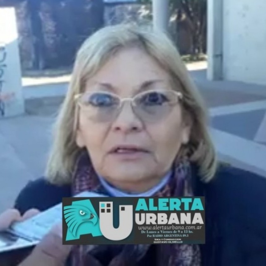 Campaña de lactancia materna en el Centro Comunitario Municipal de Villa Río Negro