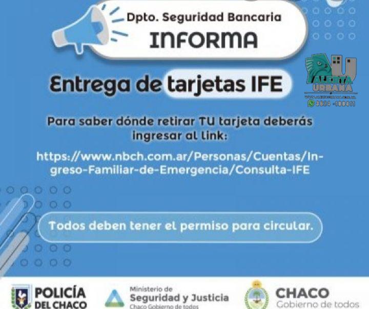 Puntos de entrega tarjeta IFE