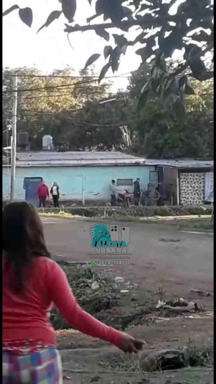 Un menor herido, tras un enfrentamiento de dos familias.