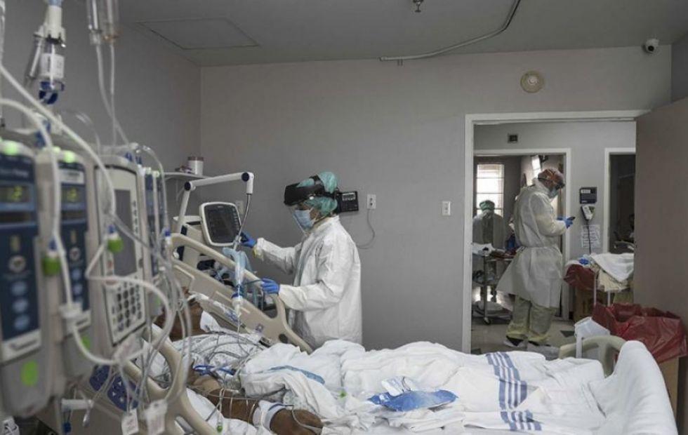 Corrientes: internaron en grave estado a un contagiado por coronavirus.