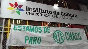 Trabajadores del Instituto de Cultura de la provincia con medidas de fuerza por 48 hs.